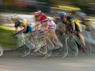 01 Bicycle racing two